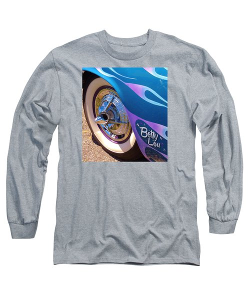 Classic Car Betty Lou Long Sleeve T-Shirt