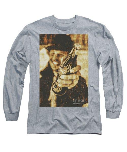 Classic Cola Club Long Sleeve T-Shirt