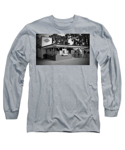 Classic Dairy Queen Long Sleeve T-Shirt