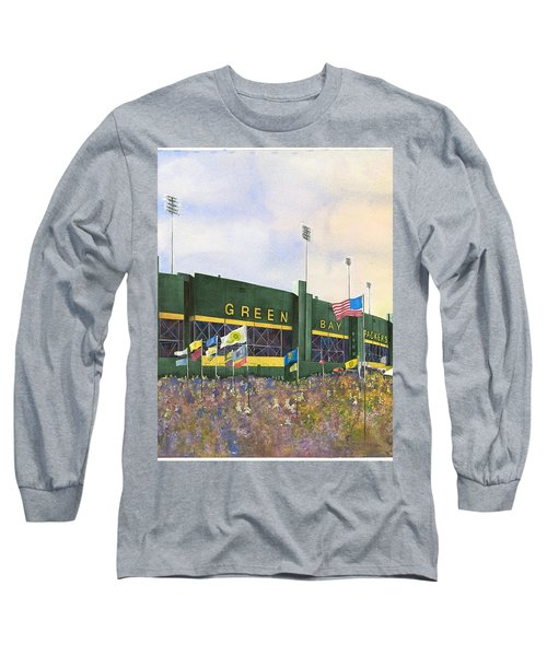 Classic Lambeau Long Sleeve T-Shirt