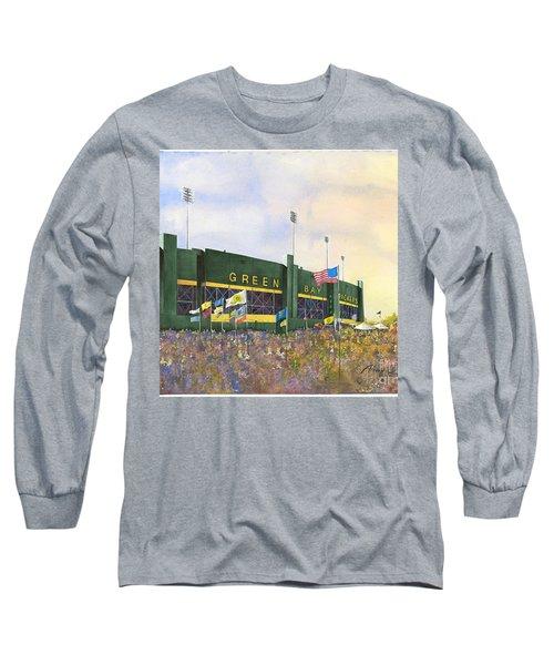 Classic Lambeau Long Sleeve T-Shirt