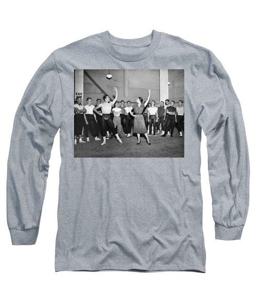 Classical Dance Class Long Sleeve T-Shirt