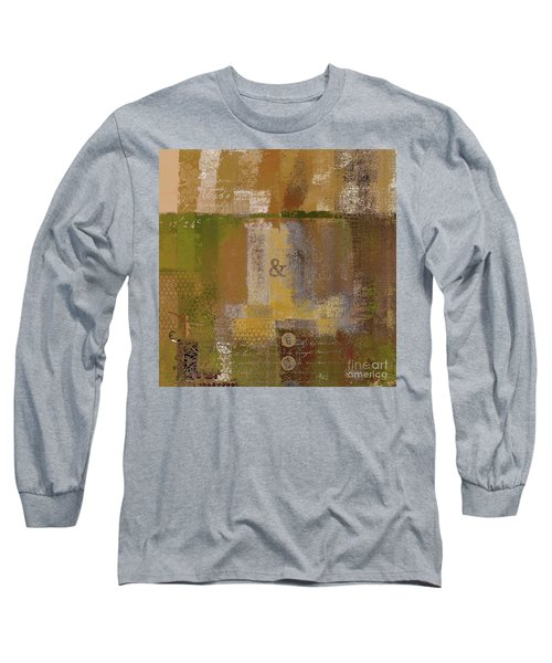 Long Sleeve T-Shirt featuring the digital art Classico - S0309b by Variance Collections