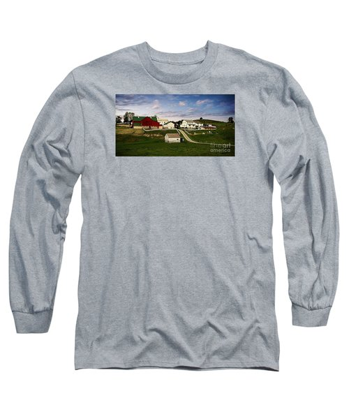Clean Pastures Long Sleeve T-Shirt