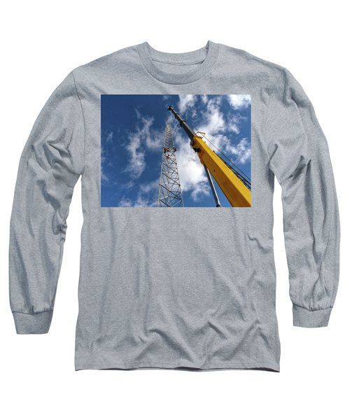 Long Sleeve T-Shirt featuring the photograph Clear Spring by Robert Geary
