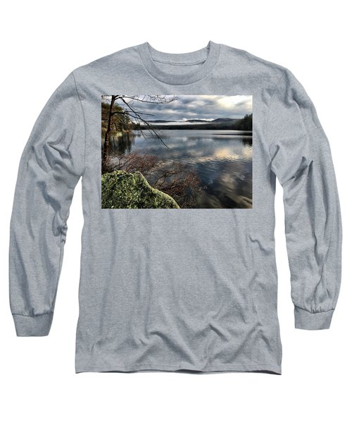 Clearing Sky Long Sleeve T-Shirt by Betty Pauwels