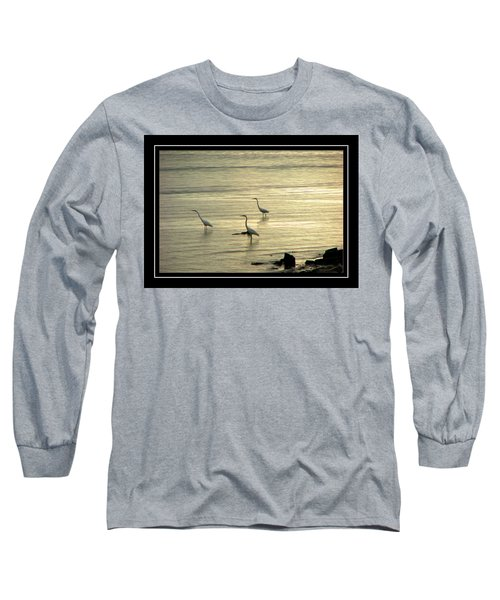 Clearwater Beach Long Sleeve T-Shirt