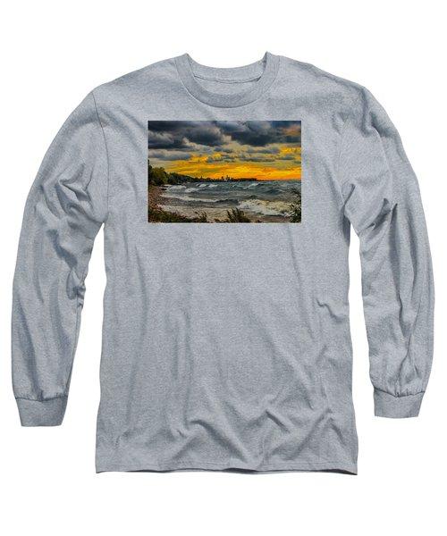 Cleveland Waves Long Sleeve T-Shirt
