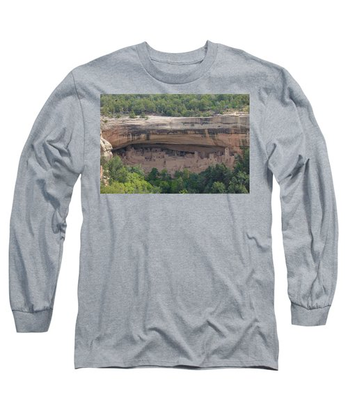 Cliff Palace Mesa Verde Long Sleeve T-Shirt