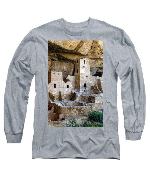 Cliff Palace Mesa Verde Long Sleeve T-Shirt