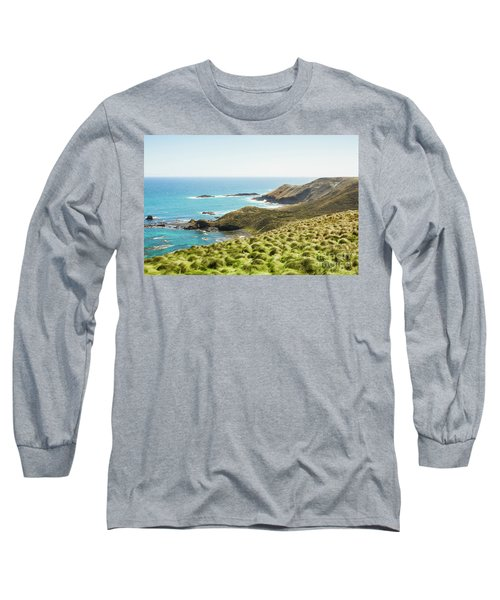 Cliffs And Capes Long Sleeve T-Shirt