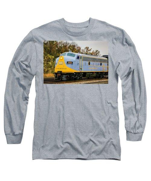 Clinchfield No 800 Long Sleeve T-Shirt