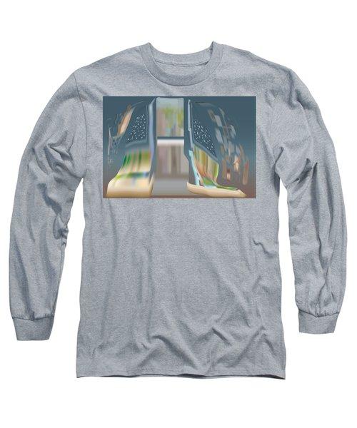 Cloak City Long Sleeve T-Shirt