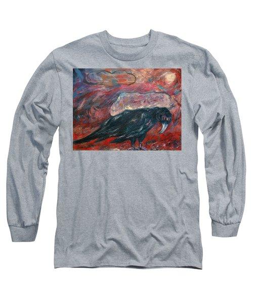 Cloud Carrier Long Sleeve T-Shirt