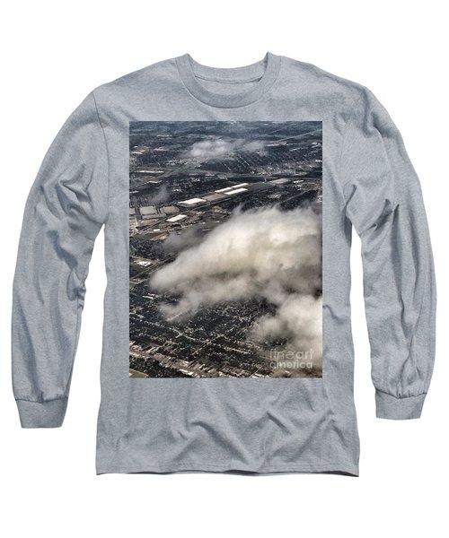 Cloud Dragon Long Sleeve T-Shirt