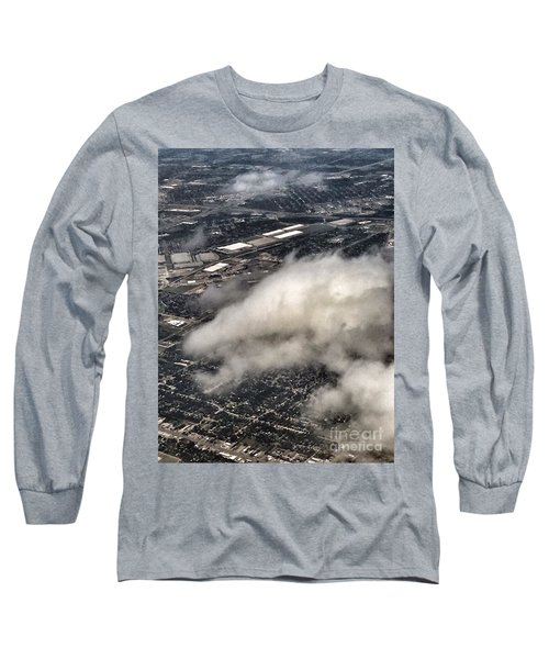 Cloud Dragon Long Sleeve T-Shirt