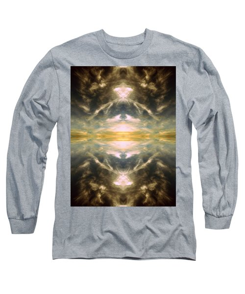 Cloud No.3 Long Sleeve T-Shirt