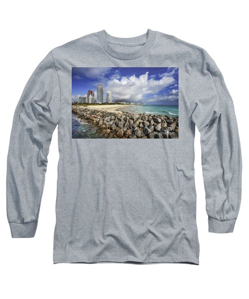 Cloudburst Long Sleeve T-Shirt