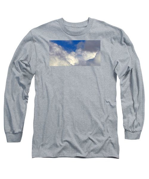 Clouds After The Rain Long Sleeve T-Shirt