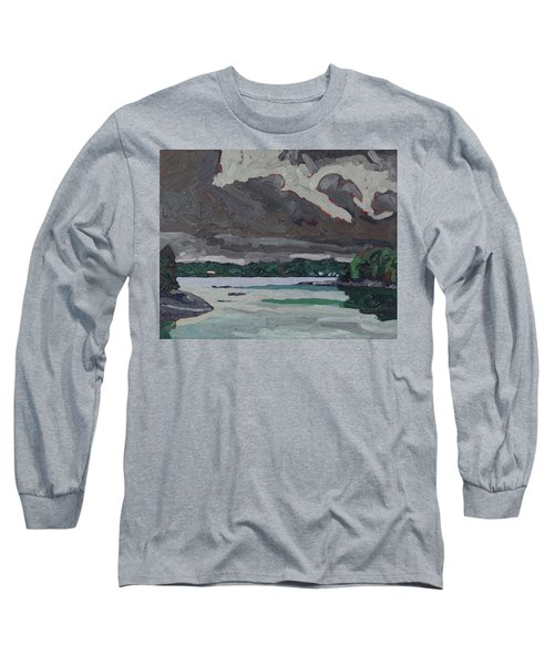 Clouds And Drizzle Long Sleeve T-Shirt