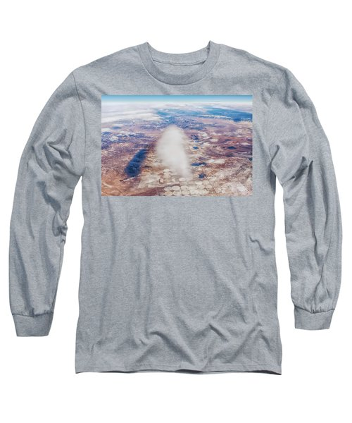 Clouds And Shadows Long Sleeve T-Shirt