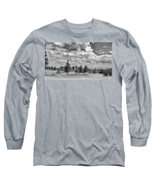 Clouds Roll In Long Sleeve T-Shirt