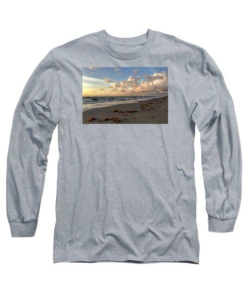 Cloudy Horizon  Long Sleeve T-Shirt