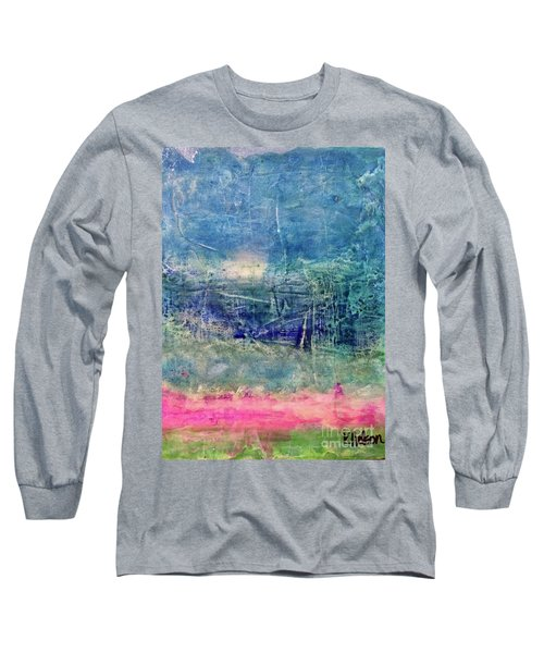 Clover Field Long Sleeve T-Shirt