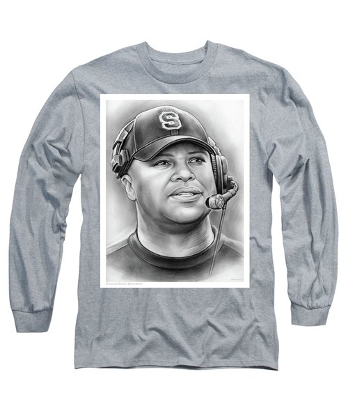 Coach David Shaw Long Sleeve T-Shirt