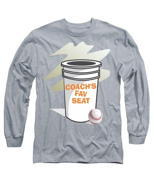 Coach's Favorite Seat Long Sleeve T-Shirt