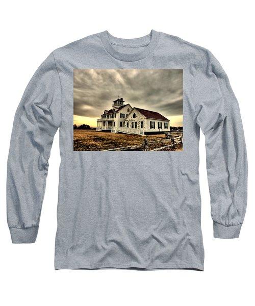 Coast Guard Beach Station Long Sleeve T-Shirt