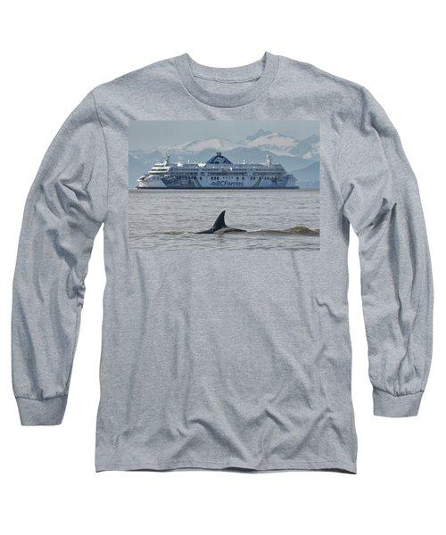 Coastal Inspiration Long Sleeve T-Shirt
