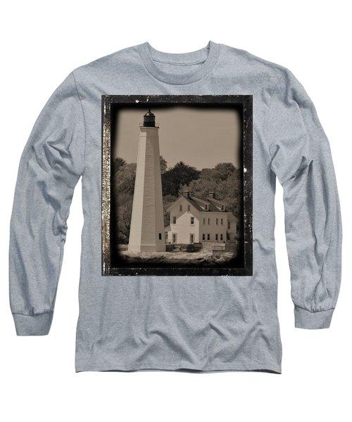 Coastal Lighthouse 2 Long Sleeve T-Shirt