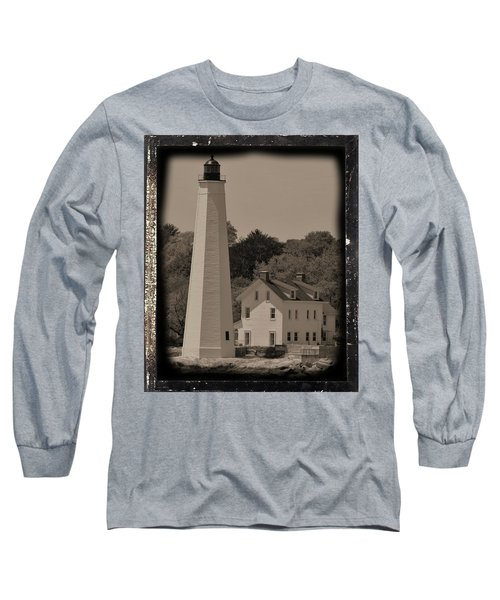 Coastal Lighthouse 2 Long Sleeve T-Shirt