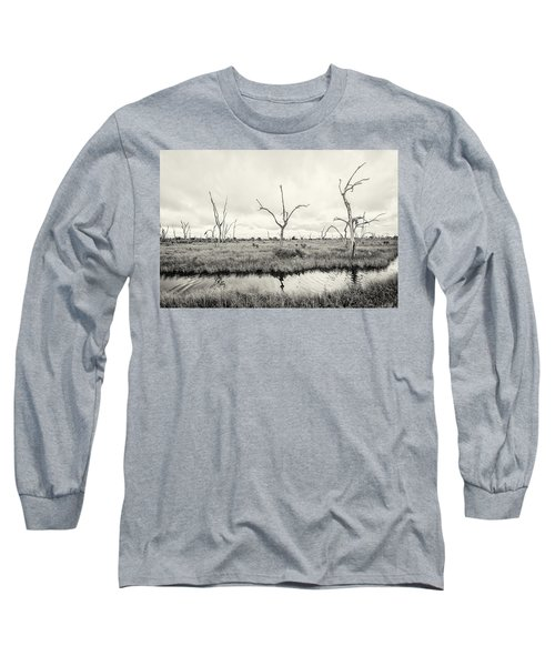 Coastal Skeletons Long Sleeve T-Shirt