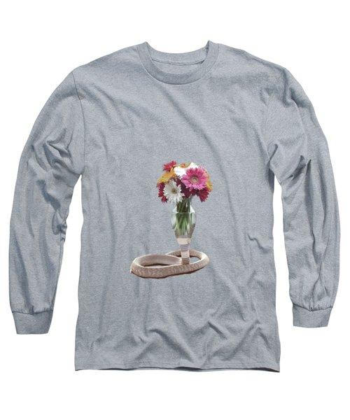 Cobra Vase Long Sleeve T-Shirt