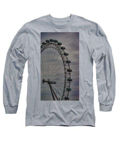Coca Cola London Eye Long Sleeve T-Shirt by Martin Newman