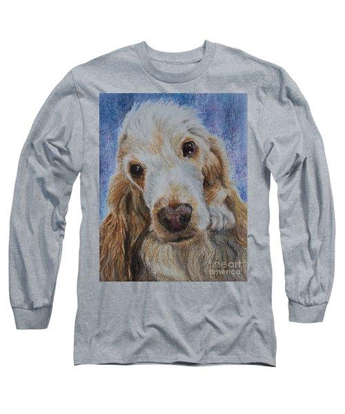 Cocker Spaniel Love Long Sleeve T-Shirt