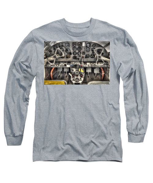 Cockpit Long Sleeve T-Shirt