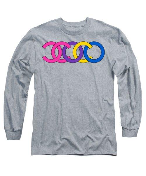 Coco Chanel-8 Long Sleeve T-Shirt