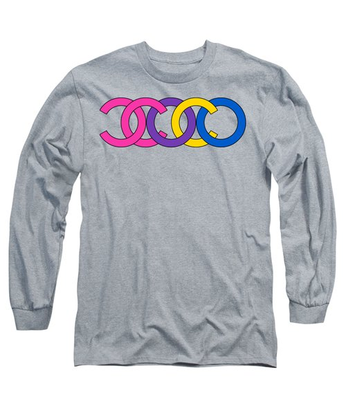 Coco Chanel-8 Long Sleeve T-Shirt