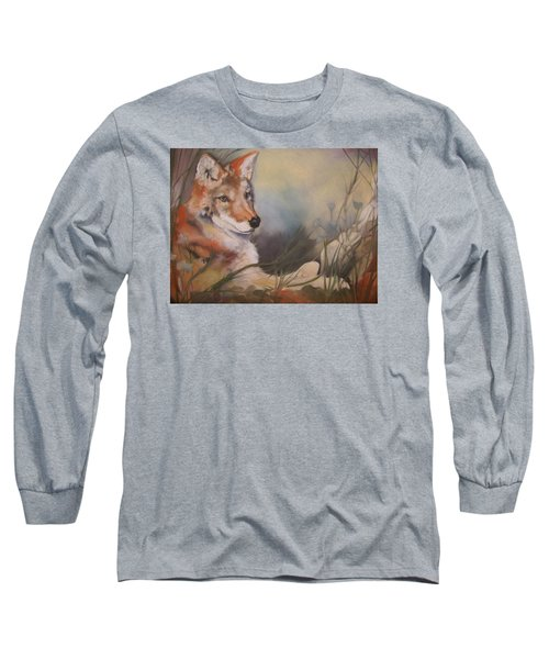 Cody Long Sleeve T-Shirt by Marika Evanson