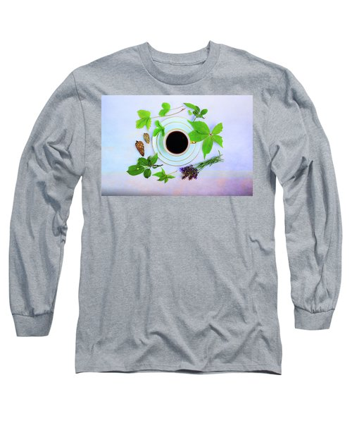 Coffee Delight Long Sleeve T-Shirt