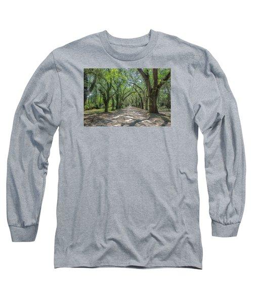 Coffin Point Shadows Long Sleeve T-Shirt