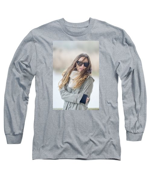 Cold And Windy Long Sleeve T-Shirt