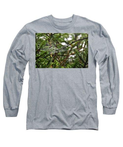 Collecting Raindrops Long Sleeve T-Shirt