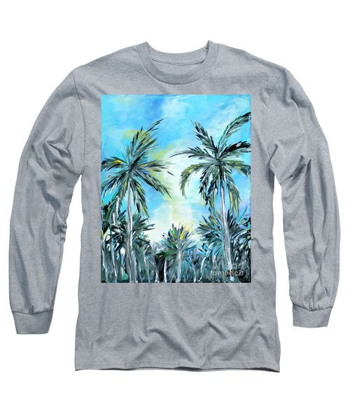 Collection. Art For Health And Life. Painting 1 Long Sleeve T-Shirt