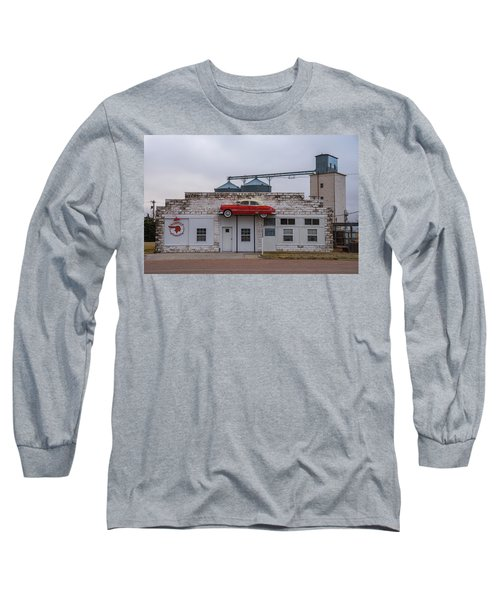 Collyer Bar Long Sleeve T-Shirt by Darren White