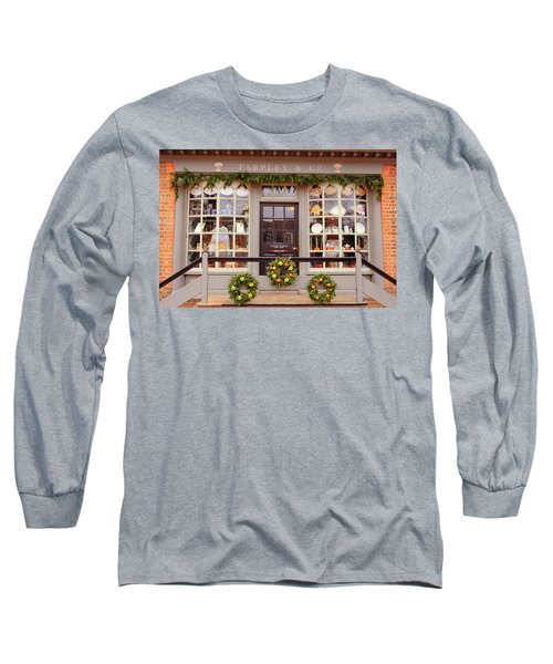 Colonial Commerce Long Sleeve T-Shirt