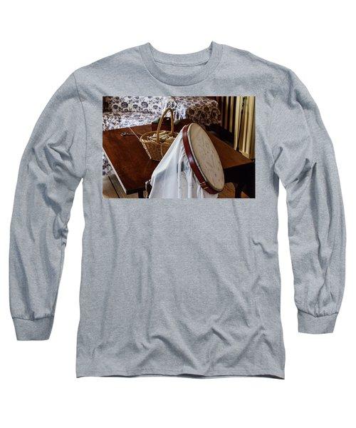 Colonial Needlework Long Sleeve T-Shirt